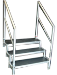 Litedeck Modular Step Unit