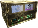 Analog Way_Pulse2_PLS350-3G_BlackMagic_SmartView Duo_AV_Preview_Rack
