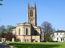 £2.5m regeneration project for Derby Cathedral