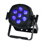 Endura 7HEX12 IP Rated LED Floorcan Front