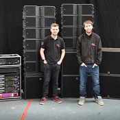 On Purchases L-Acoustics KARA Line Array PA System