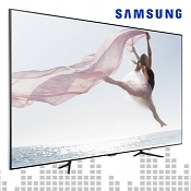 "Go large!.. with a Samsung 95"" LED Display Screen"